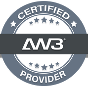 AW3 Certified Badge